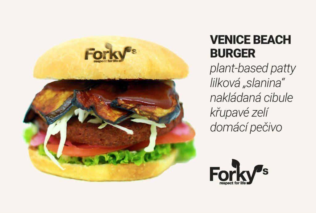 Venice Beach Burger